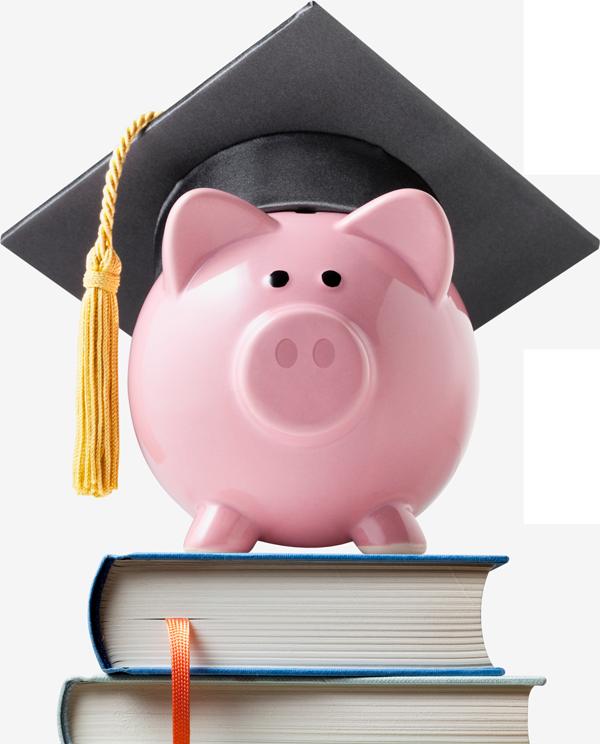 college planning pig